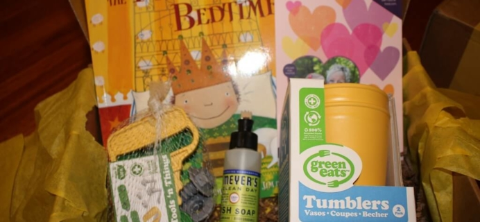 April Citrus Lane Review + Huge Semi-Annual Sale or Coupon for your first box for $9!