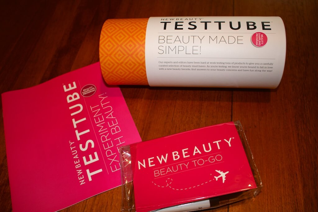 May 2014 New Beauty Test Tube Review + Coupon + Giveaway!