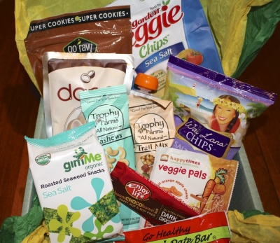May Healthy Surprise Natural Vegan Gluten-Free Snack Box Review + Coupon!
