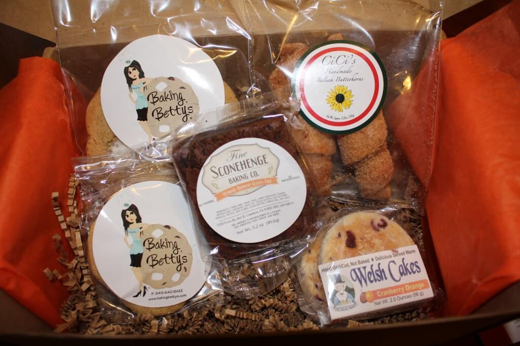 May 2014 Orange Glad Review – Sweets & Desserts Subscription Box