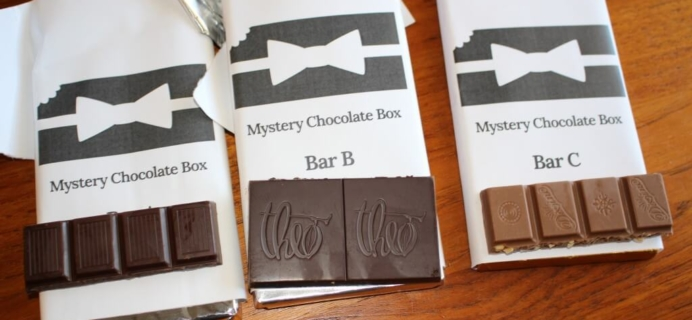Mystery Chocolate Box Subscription Review