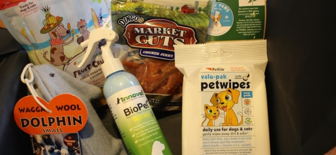 June 2014 PetBox Subscription Review & Coupon!