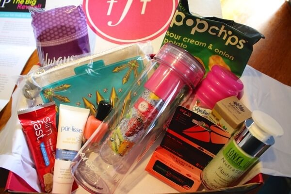 FabFitFun VIP Summer 2014 Subscription Box Review + $15 Coupon