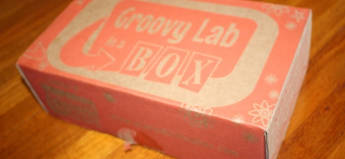 Groovy Lab in a Box Review – Kids STEM Activity Subscription Box