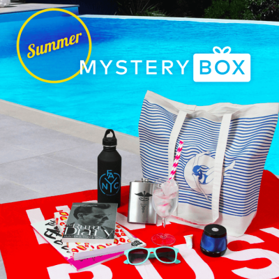 Fancy Mystery Box Review + Fancy Summer Mystery Box Available & Coupon!