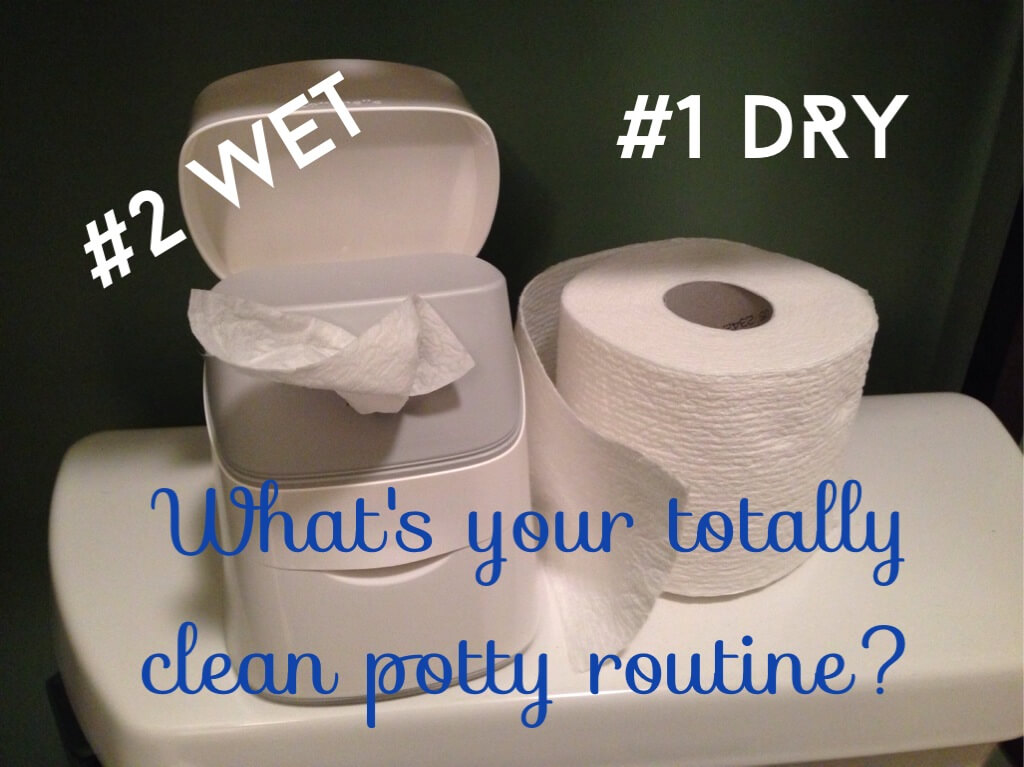 Time to Refresh Your Potty Routine! #LetsTalkBums with Cottonelle! Plus $1 Coupon!