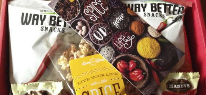 September Love With Food Box Review + FREE BOX!