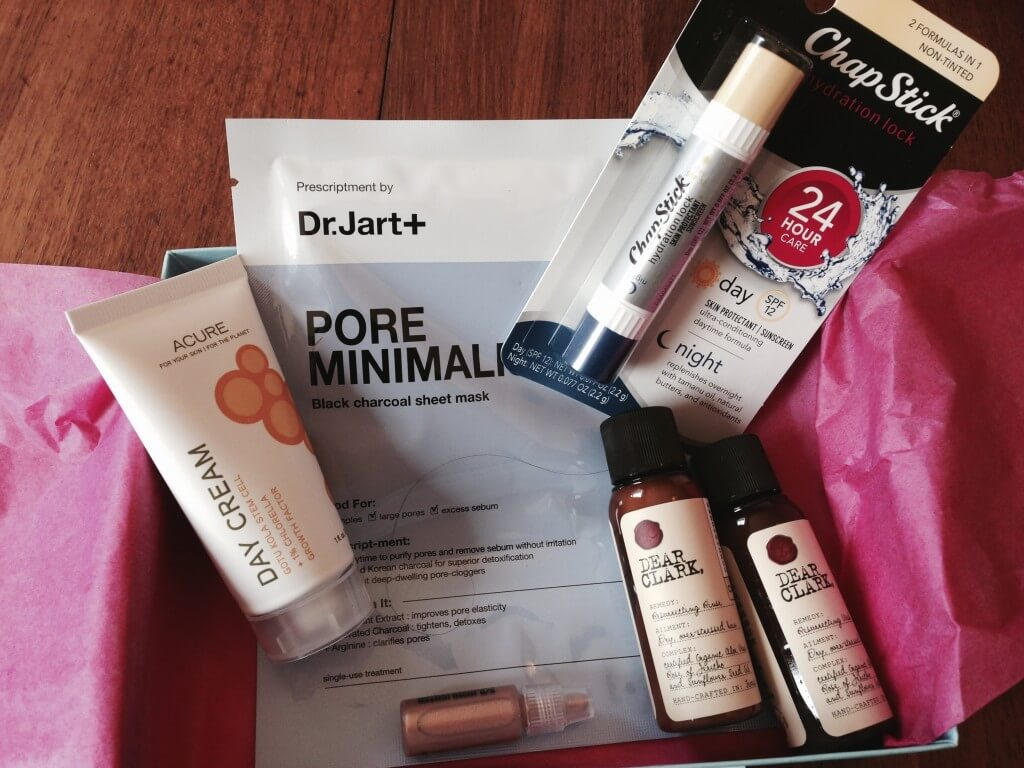 it's Monday! FabKids, Birchbox, Escape Monthly Mini-Reviews