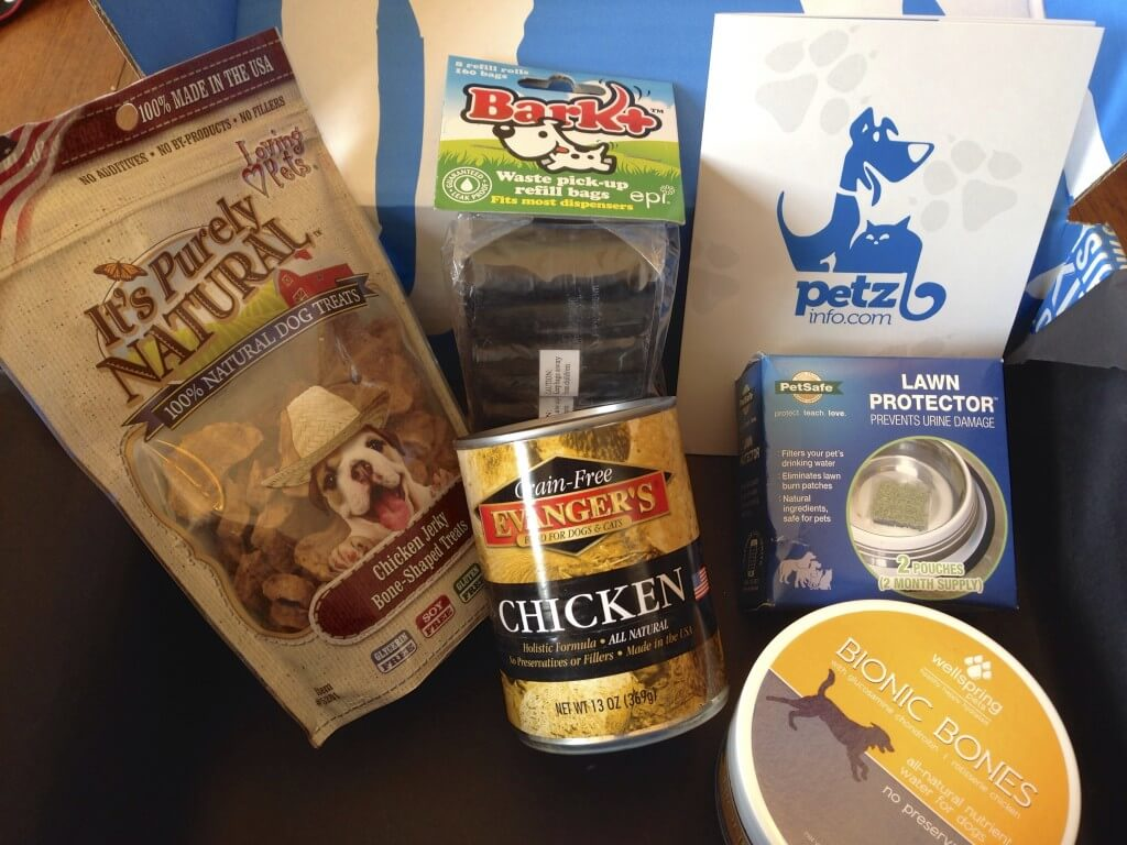 September 2014 PetBox Subscription Review & Coupon!