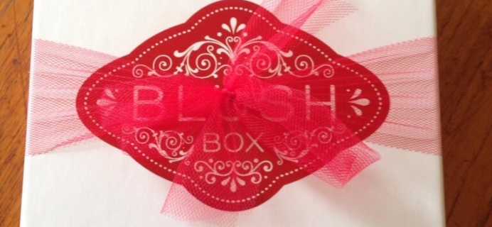 October #BlushBox Club Play Adult Toy Subscription Review – NSFW!