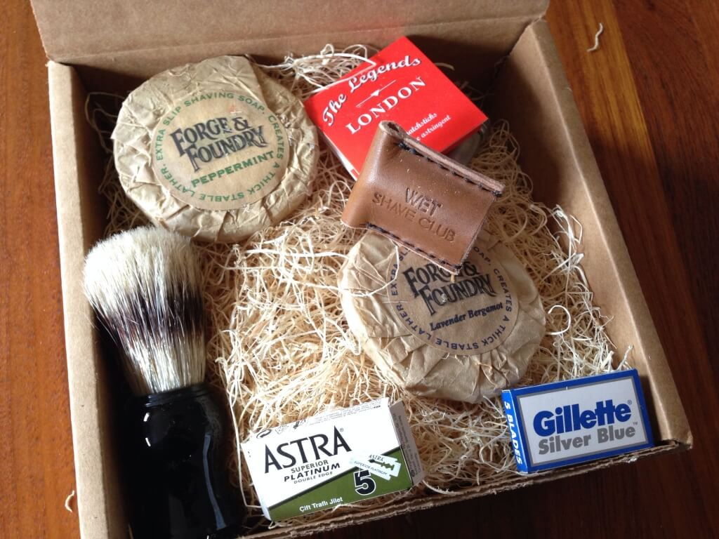 Wet Shave Club Review – October 2014