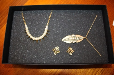 October 2014 JewelMint VIPBOX Jewelry Subscription Box Review