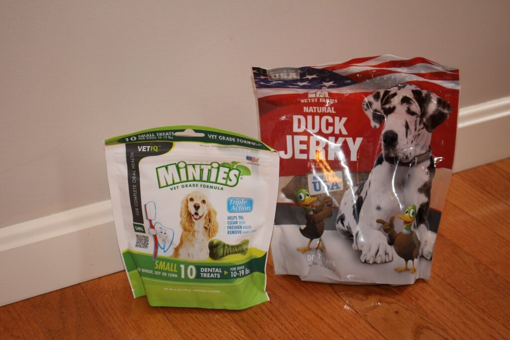 Treats for Sensitive Dogs (or any Pup!) – Made in the USA & 2 Paws Up!