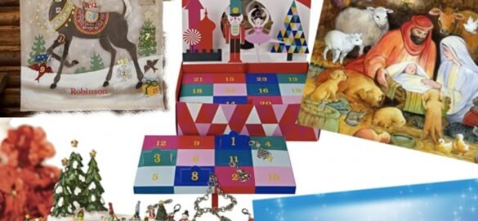 2014 Kids Advent Calendars