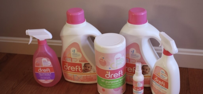 Warm, Fuzzy & Safe with Dreft! $2 Coupon + Giveaway #DreftHypo
