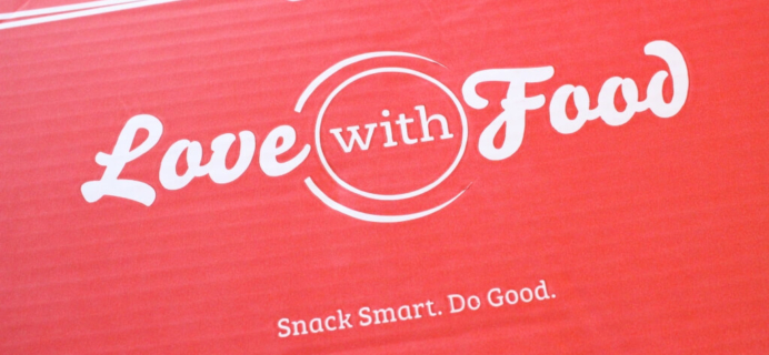 November Love With Food Box Review + Free Box Offer