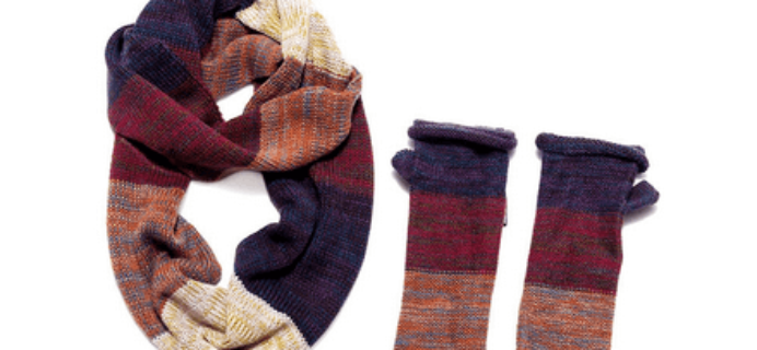 Muk Luk Arm Warmers & Accessories on Sale Today Only! #HolidayGiftGuide