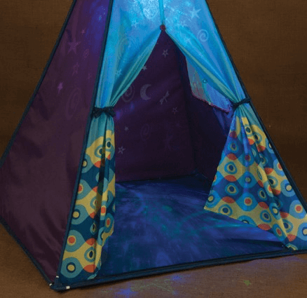 B. Toys TeePee Review – #HolidayGiftGuide