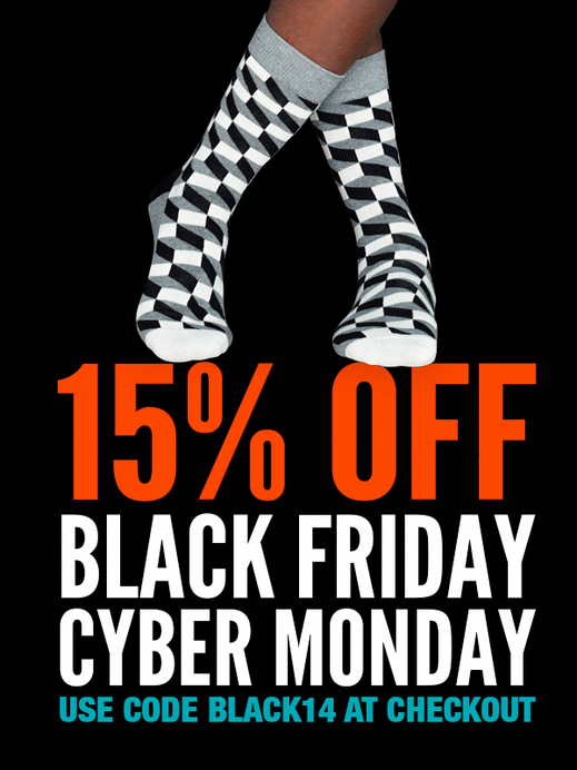 Sock Fancy Black Friday & Cyber Monday Sale