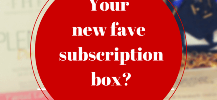 October Little Lace Box Subscription Box Review + $10 Coupon + Giveaway!