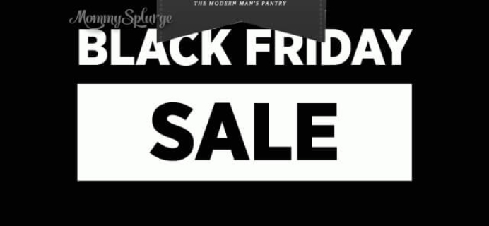 Mantry Black Friday Coupon