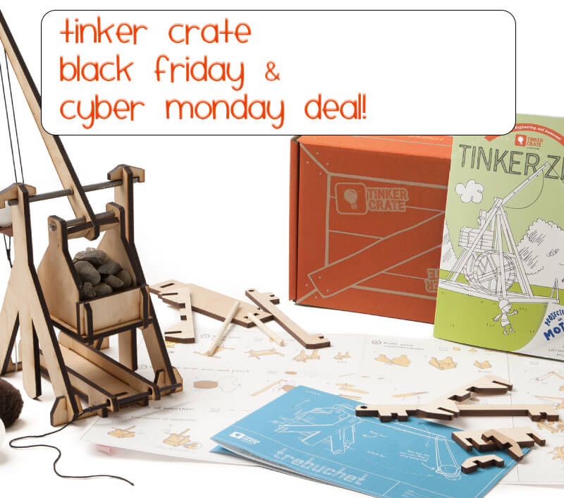 tinker crate black friday