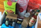 Winter 2014 Mary's Secret Ingredients Gourmet Subscription Box Review