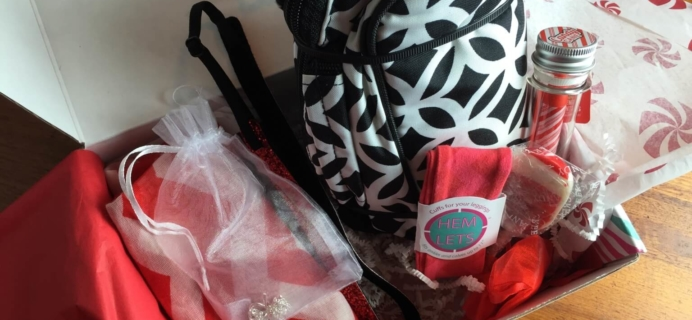December 2014 PoshPak Girls & Teen Subscription Box Review