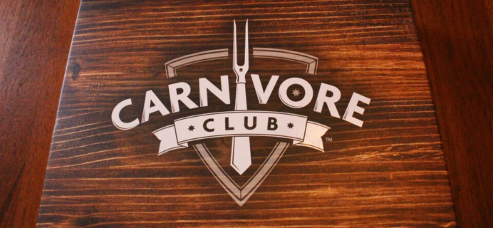 Carnivore Club Review – November 2014 Salume Beddu Box