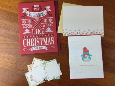 December Pennie Post Stationery Subscription Review + Coupons