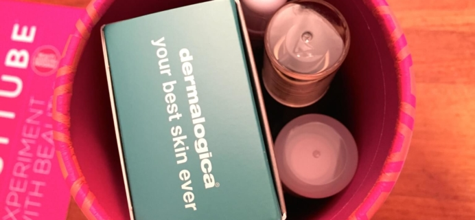 January 2015 New Beauty Test Tube Review + Coupon + Giveaway