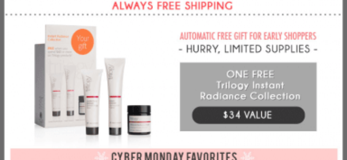 Spa Alana HUGE Cyber Monday Sale – Including Tokyo Milk!
