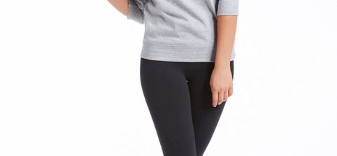 December 2014 Fabletics Review + 50% off coupon!
