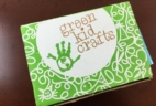 January 2015 Green Kid Crafts Subscription Box Review