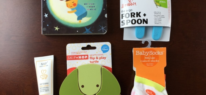 January 2015 Citrus Lane Review & 40% off Coupon – 4 Month Boys + NEW Free Bonus Box Coupon!