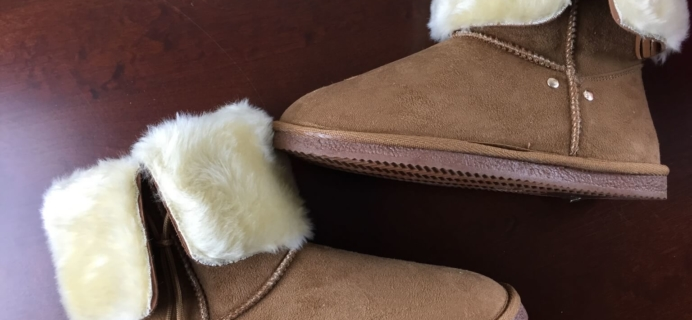 JustFab Review – January 2015 – Shoes & Accessories