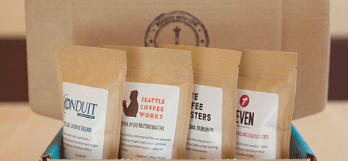 RueLaLa Subscription Box Deal: Beanbox Coffee Subscription!