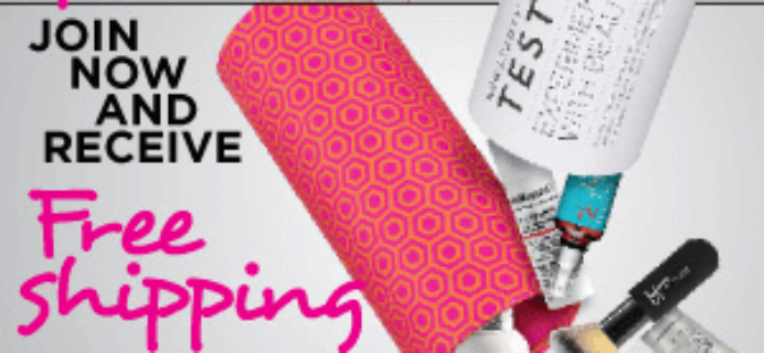 New Beauty Test Tube Coupon – Free Shipping on Your First Tube! Save $8.95