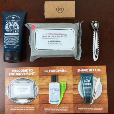 Dollar Shave Club Subscription Review – His & Hers