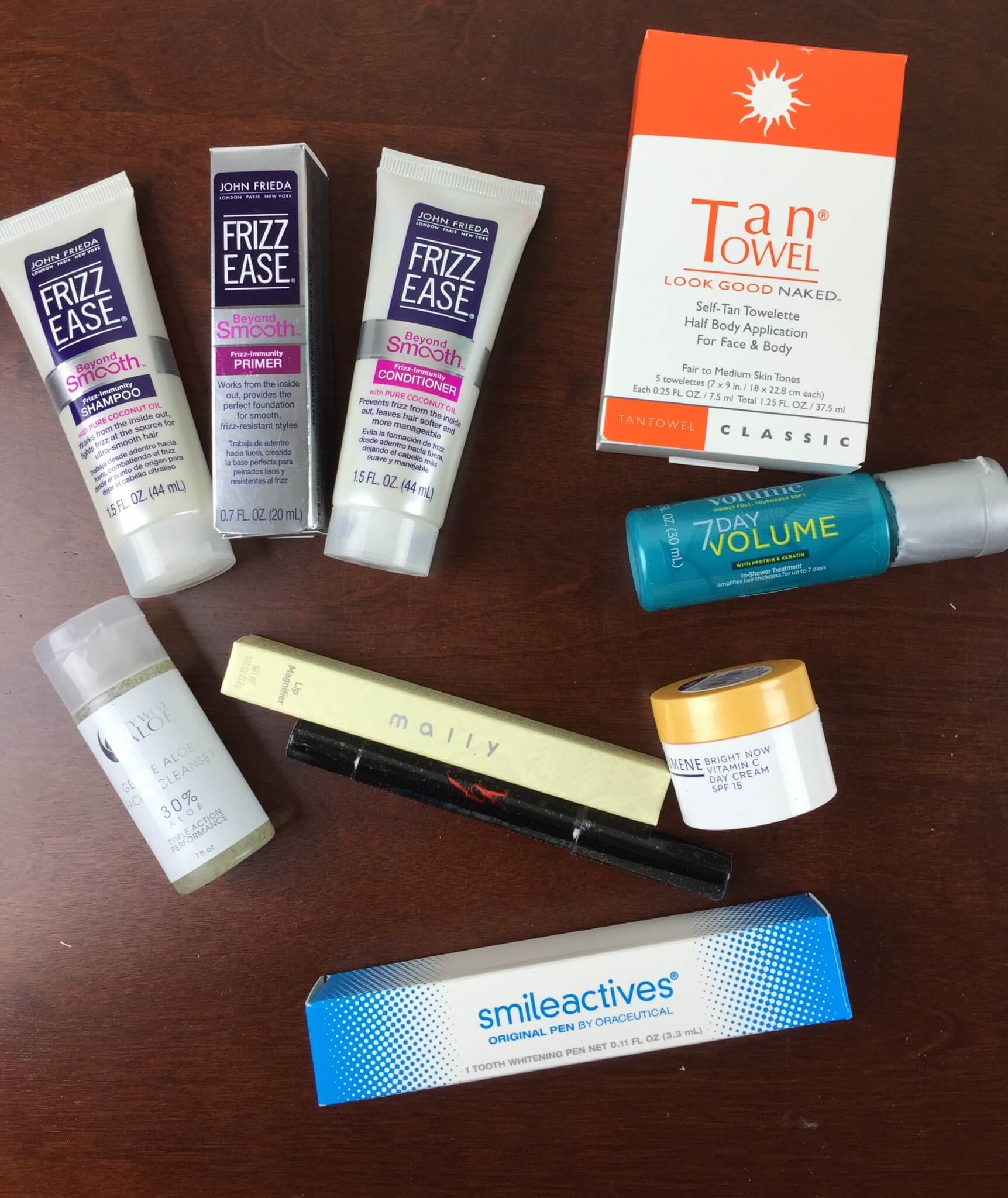 March 2015 New Beauty Test Tube Review + Coupon + Giveaway