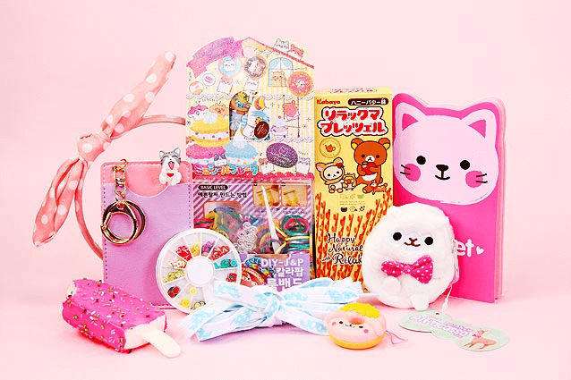 Love Giveaway: Kawaii Box!! Open Worldwide