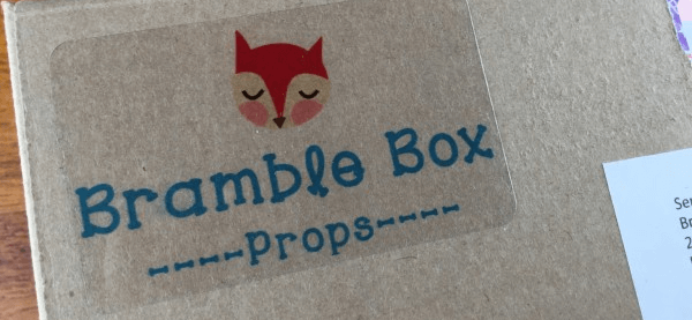 Bramble Box Kids Subscription Box – 50% Off Thursday Only!