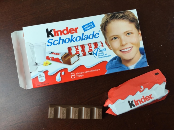 Candy German Subscription Box Review February 2015 Hello