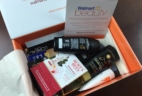 March 2015 Walmart Beauty Box Review