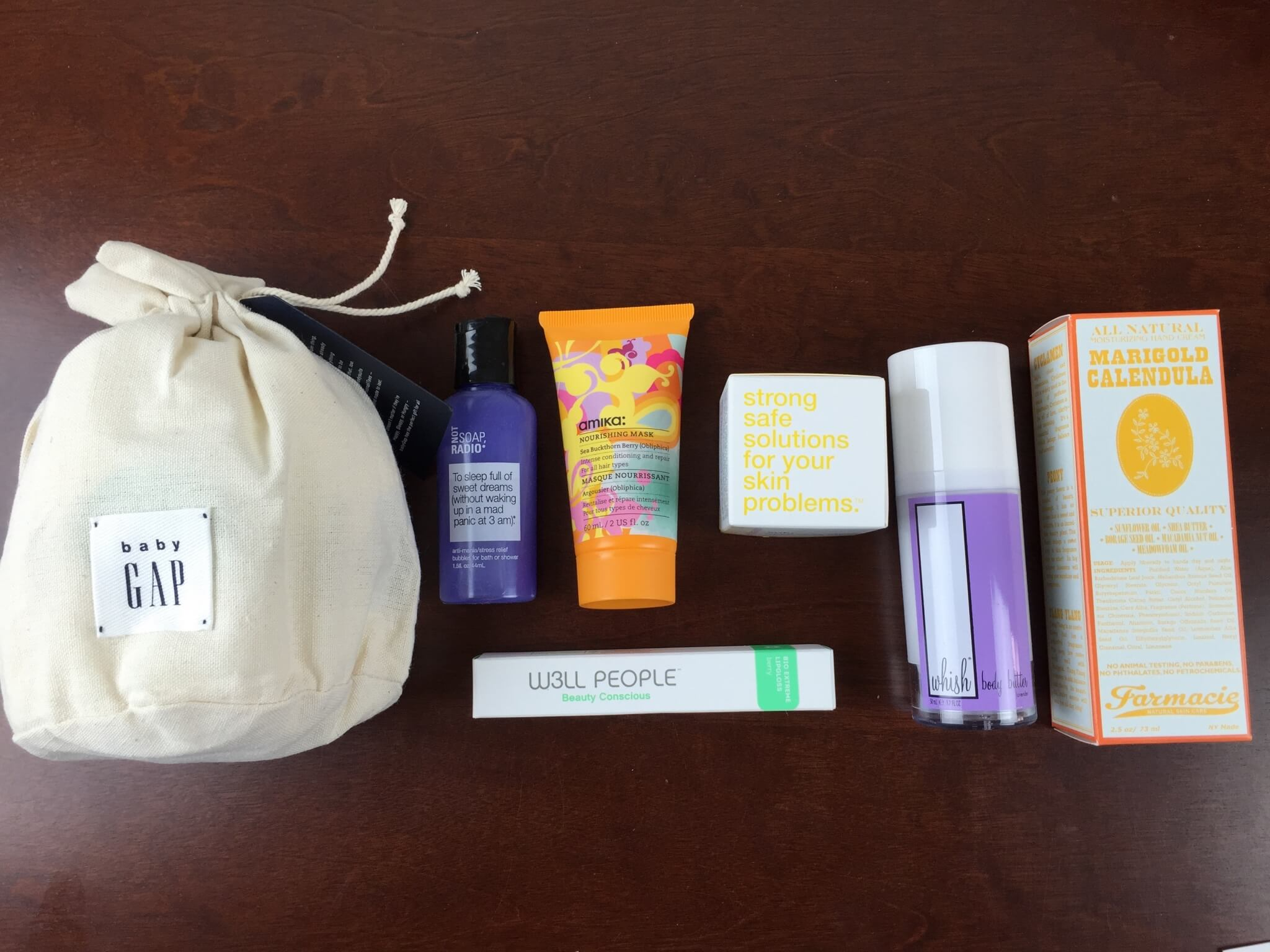 Baby Gap Gift Box : Limited edition birchbox baby gap box review coupons