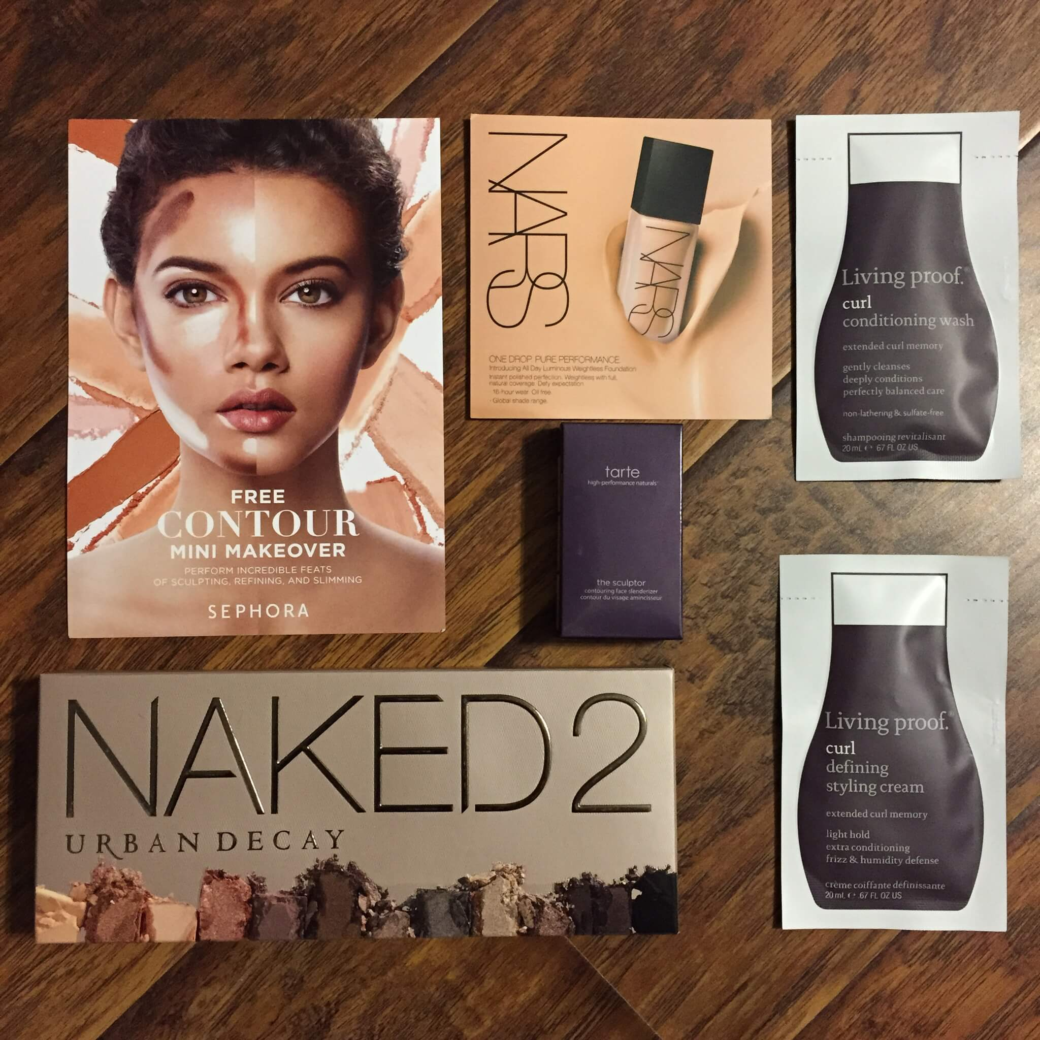 Urban Decay Naked 2 Eyeshadow Palette Mini-Review + 10% Off Coupon