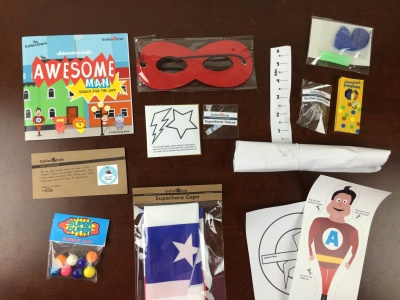 Crafters Crate Kids Subscription Box Review + Coupon Code – March 2015