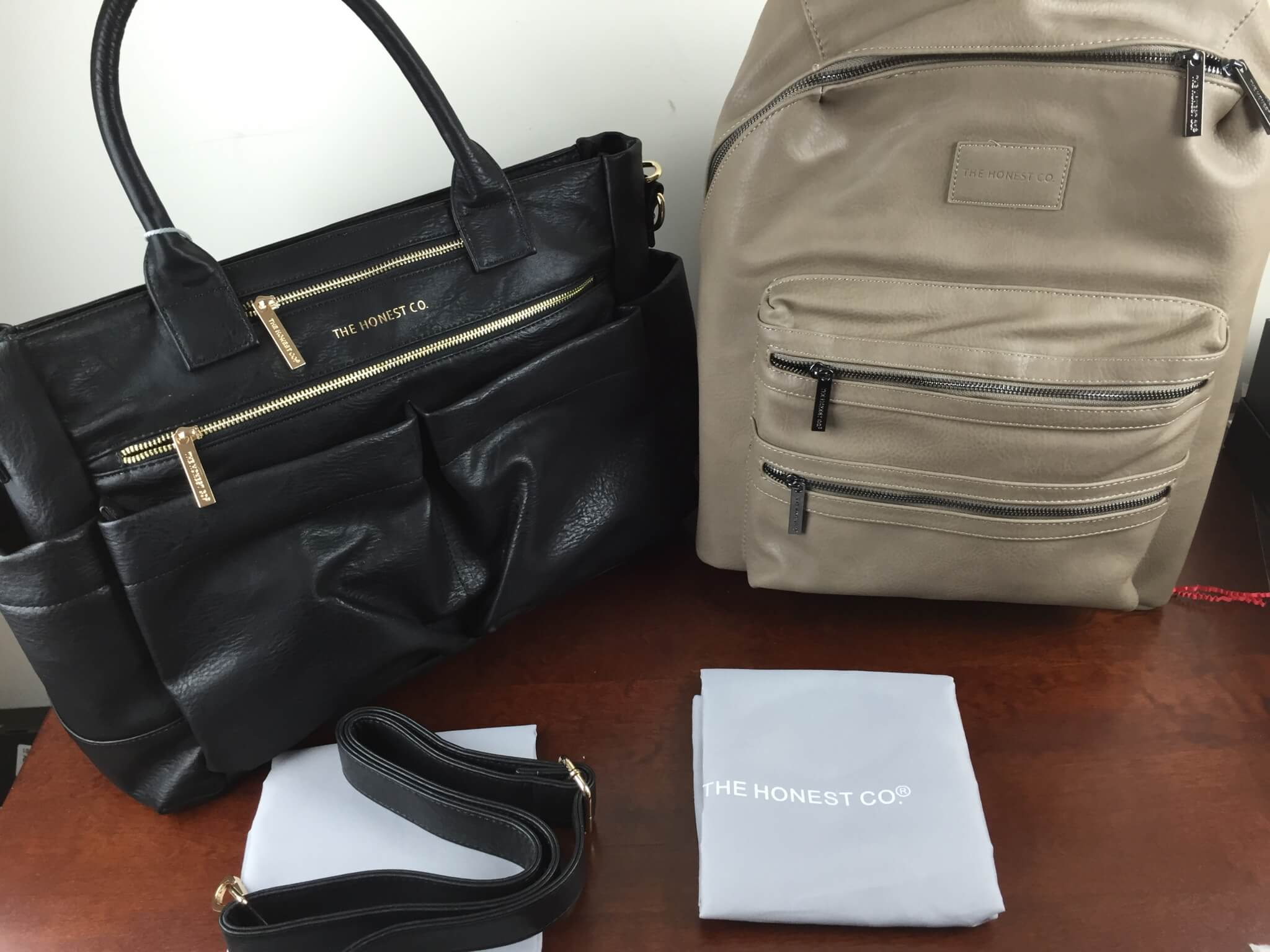 Honest Company Everything Tote City Backpack Review O Subscription