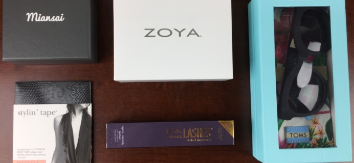 Spring 2015 Rachel Zoe Box of Style Review + Waitlist Update!