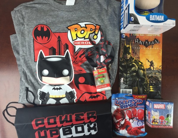 april 2015 powerup box